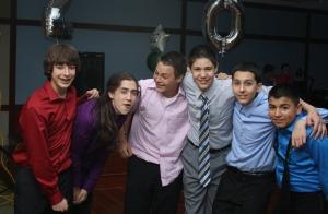 boys dance